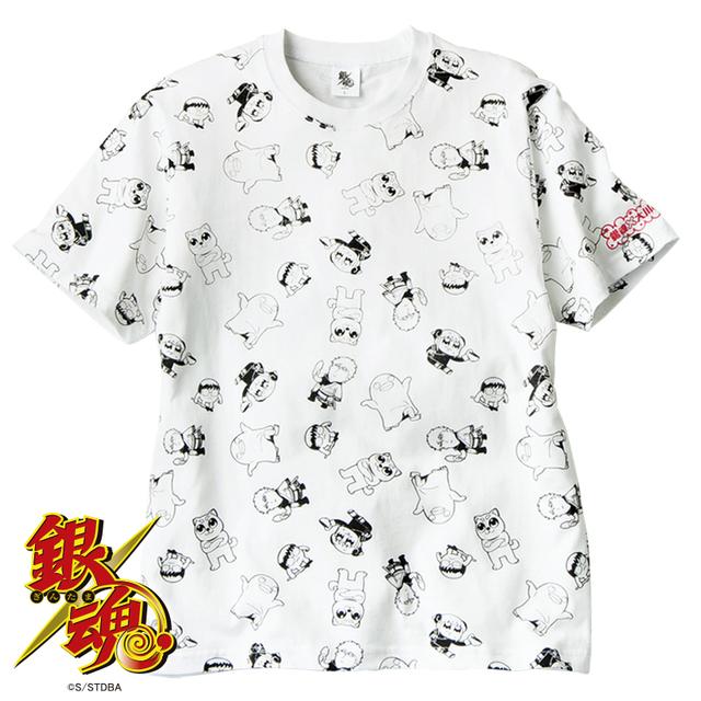 しまむら, 銀魂,コラボ, tシャツ,販売店, いつまで